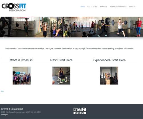 Crossfit Restoration