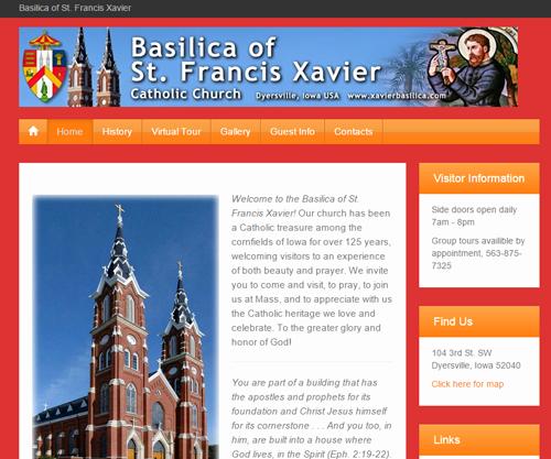 Xavier Basilica